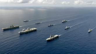 頭條揭密》美大規模演習像打世界大戰 原訂演練台海戰事計劃遭刪