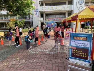 中市30萬學生開學 盧秀燕:近400校高規格防疫