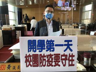 開學首日有1300多人請假 盧秀燕︰各校對發燒特別重視