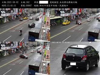 巨城周邊道路科技執法 9月1日上路