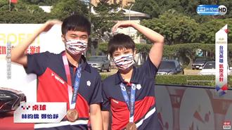 東奧》奧會主席林鴻道:期許2024中華隊能進獎牌榜前20