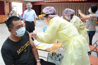 澎湖疫苗第一劑涵蓋率81% 縣府籲民眾踴躍登記第二劑