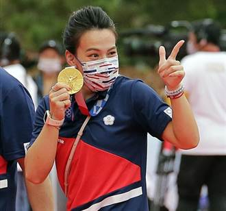 為東奧代表團辦英雄派對 蔡英文:台灣囡仔尚厲害 為奧運英雄喝采