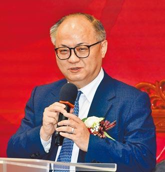 日盛金董事長 韓蔚廷接任