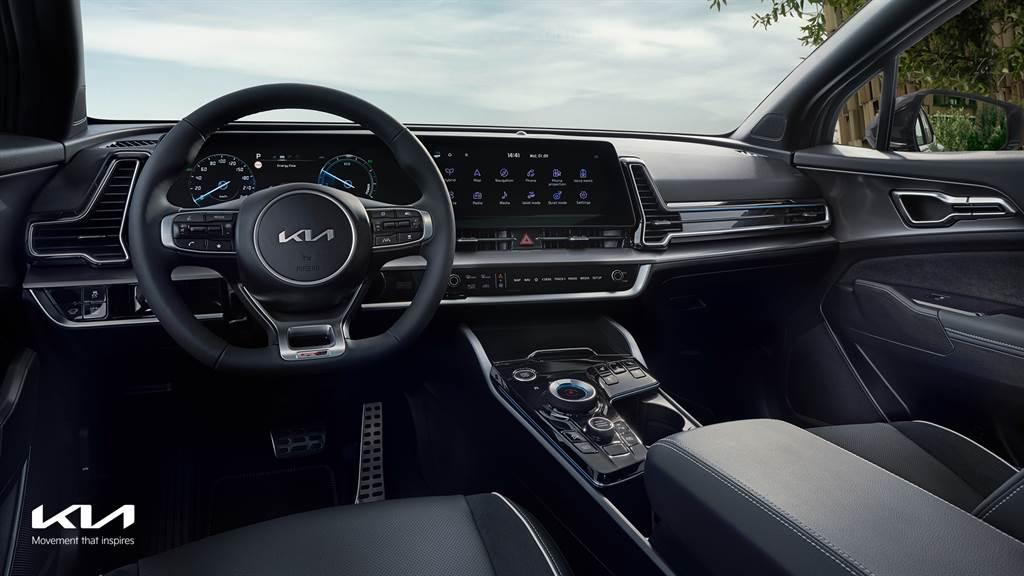 新世代潮旅 第五代 KIA Sportage NQ5 歐規版本亮相!(圖/CarStuff)
