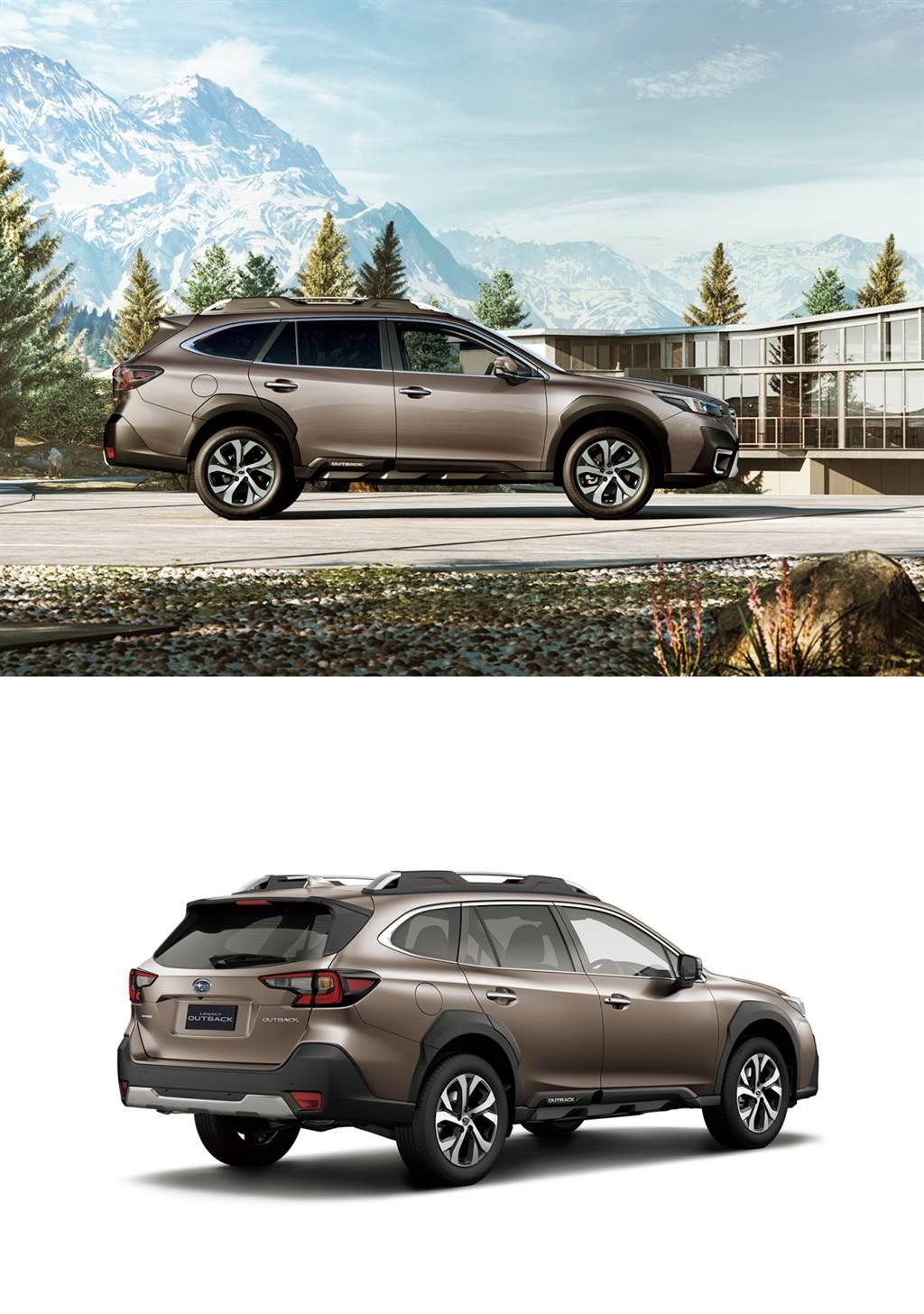 搭載1.8T動力與EyeSight X系統 Subaru Legacy Outback日規開始接單(圖/CarStuff)