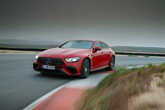 零百加速2.9秒!Mercedes-AMG首款插電式油電混合車型GT 63 S E PERFORMANCE亮相