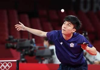 東奧奪桌球混雙銅牌後 林昀儒、鄭怡靜全運會資格賽再合體