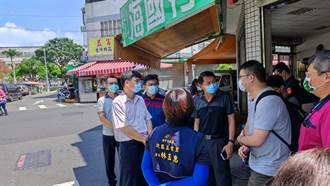 台中東興市場改善交通 讓婆婆媽媽採買安心