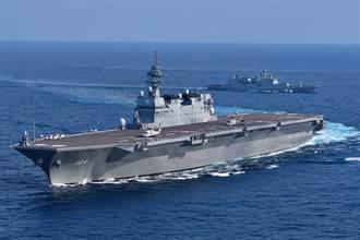 美國陸戰隊司令透露 日本出雲號航艦今年可停降F-35B