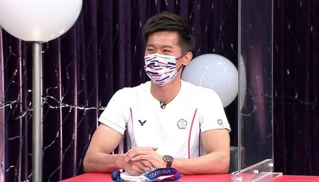 李智凱曾因無法克服國際賽場壓力,遭教練林育信痛罵不過如此。(年代提供)