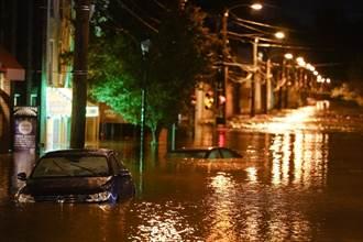 紐約市遭灌入5萬座奧運泳池雨量 颶風艾達釀45死