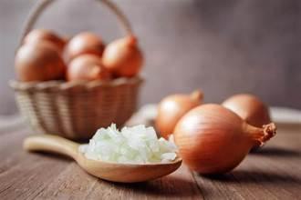 洋蔥防三高、顧筋骨又抗癌 最強兩吃法 營養更超值
