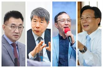 KMT辯論會直播》朱立倫:強的國民黨就是造王者