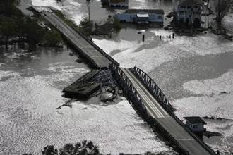 影》颶風艾達在美6州引爆洪水 新澤西州死傷最慘 末日畫面曝光