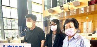 人民苦苦等嘸第2劑 中市藍議員號召到總統府抗議