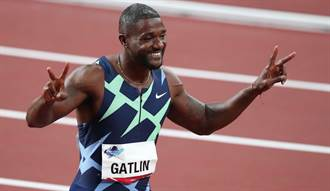 田徑》39歲傳奇蓋特林將退役 8月還能飆出9秒93
