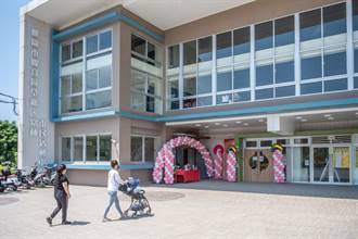 觀音草新富林公托中心啟用 尚有7個托育名額