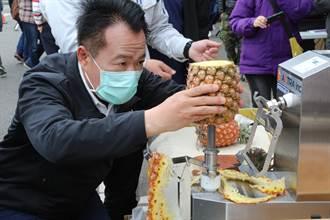 鳳梨產業向下扎根 嘉義縣府9月攜手業者推鳳梨食農教育活動
