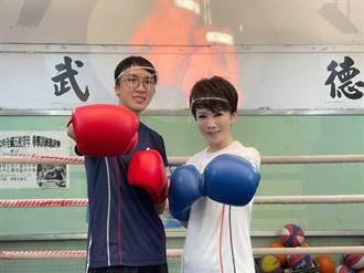 從「一打臉就哭」到奧運銅牌 拳擊女神黃筱雯現場教授打拳