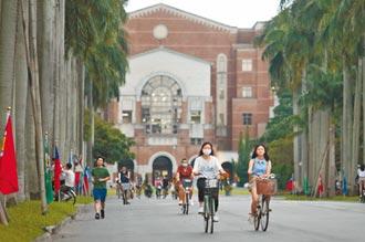 泰晤士世界大學排名 台大掉出百大