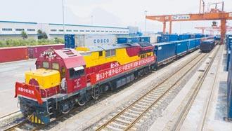 大陸拚2025貫通西線鐵路 強化樞紐功能