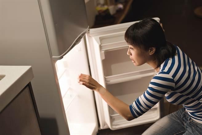 千萬不能將冰箱擺在凶位、客廳、神龕前、魚缸前、廁所前,否則會影響家人運勢。(示意圖/shutterstock)