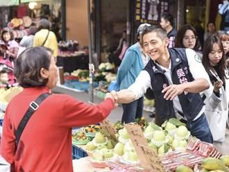 要女生當兵?吳怡農喊6成台北市民支持掀網戰 他酸:農婦跑光