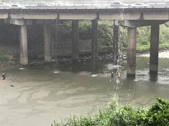 測量基隆河失足釀意外 水利署委外人員溺水急救無效