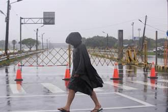 午後大雷雨噴發國家警報大響 鄭明典曝台北驚人「天空破洞」