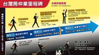 揭露房仲業改革歷程 永慶推動立法 主張誠實服務