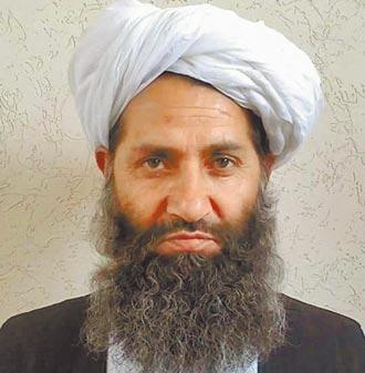 塔利班新政府 精神領袖掌大權