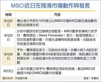 上海市長 龔正會MSCI董座 喊話歡迎提升A股權重