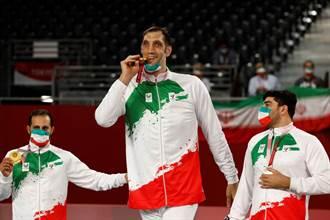 東京帕運》世界奇觀!伊朗246公分巨人金牌2連霸