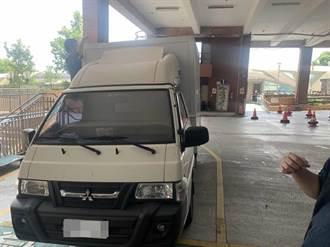 男星到台中榮總遇事故斥肇逃 警方:肇事貨車有立即報警