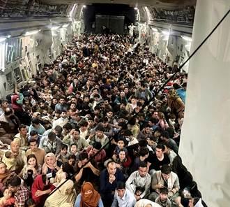 阿富汗人曬美軍基地難民營實況 一張便當照惹怒網友