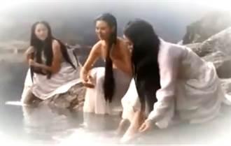 北韓天然美女38秒洗澡片外流 6位顏值都超高