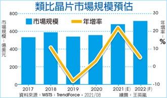全球市場需求強 放大類比晶片成長