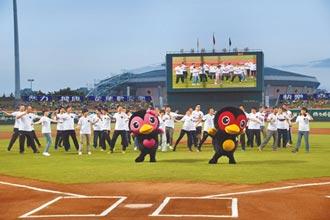 全國60支棒球隊 齊聚花蓮競技
