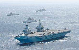 國戰會論壇》英國印太戰略意圖 跟著美國來台灣?(蔡裕明)