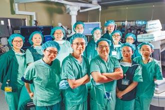 長庚影像導引式胸腔鏡手術示範中心開幕
