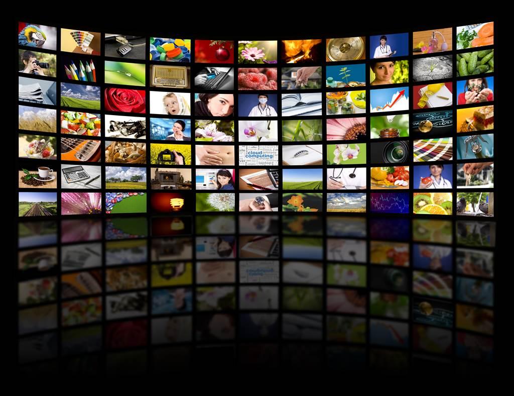 陸廠全球電視面板出貨占比近6成,成影響市場供需的關鍵。(示意圖/達志影像/Shutterstock)