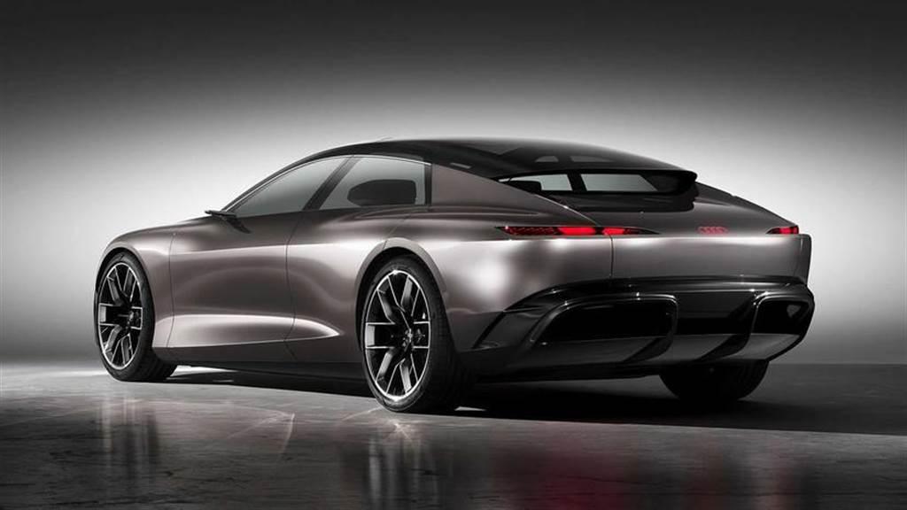 Audi Grandsphere 概念車揭曉:新世代頂規豪華電動房車的未來雛形(圖/DDCar)