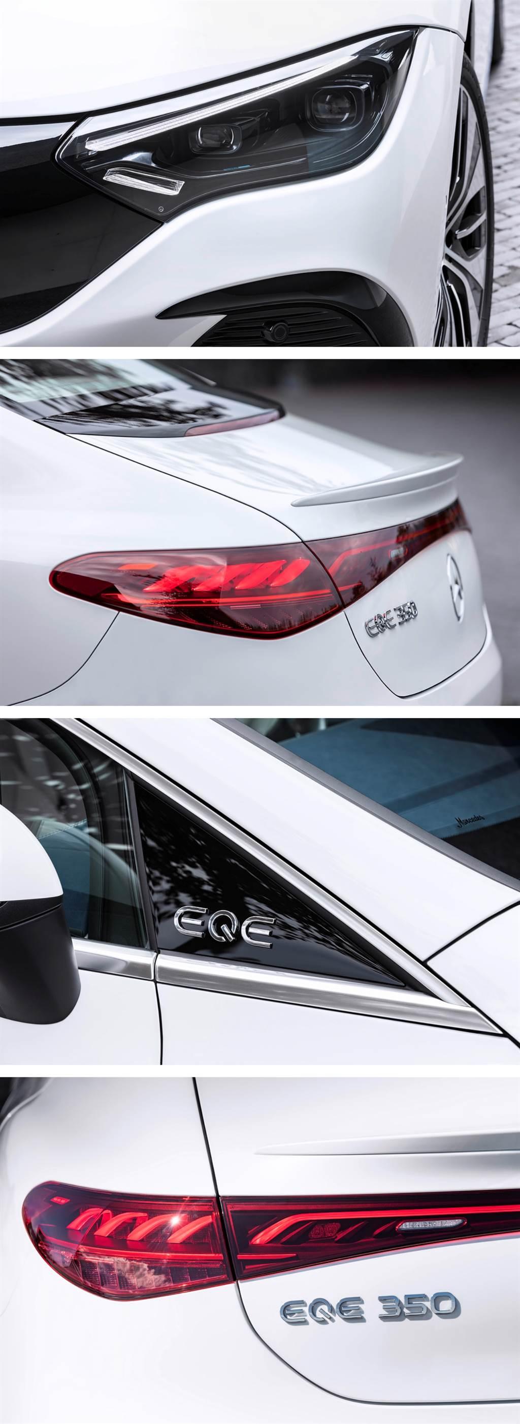 宛如縮小版 EQS、Mercedes-Benz EQE 純電 E-Class 正式亮相!(圖/CarStuff)