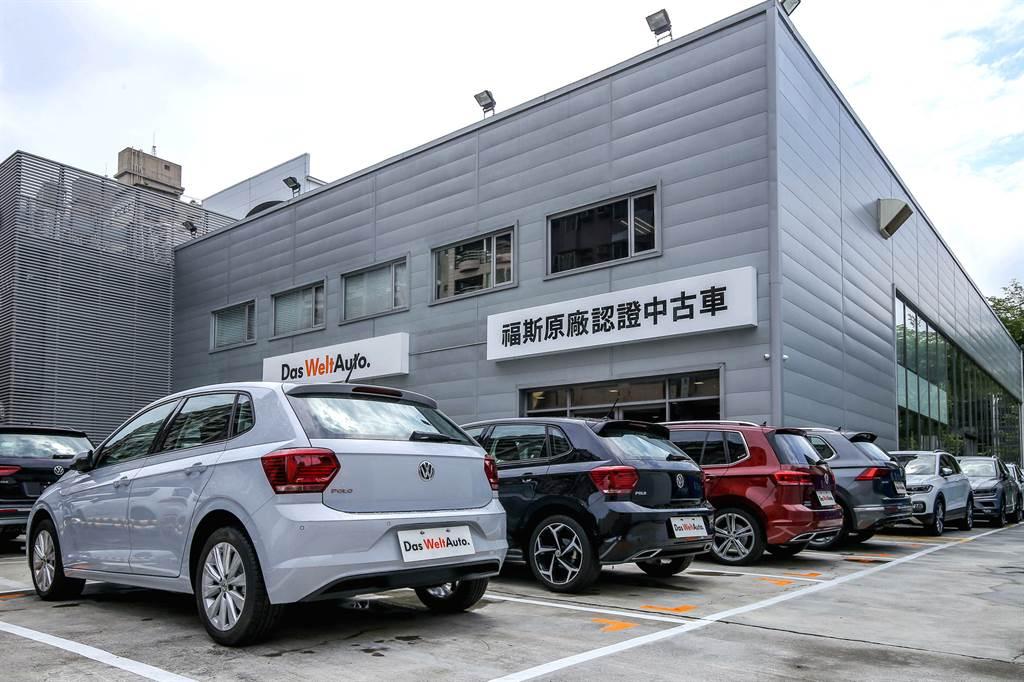 Volkswagen的車主獨享舊換新購車補助最高可達6.5萬元。(圖/業者提供)