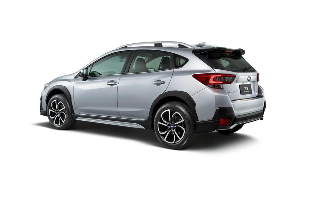 全新XV GT Edition僅需加價6萬元。(圖/業者提供)