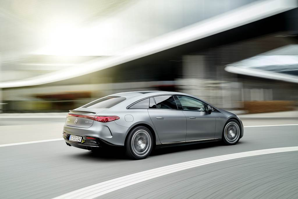 首款全電動AMG Mercedes-AMG EQS53 4MATIC+ 正式亮相!(圖/CarStuff)
