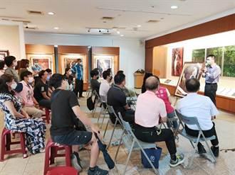 南投縣藝術家資料館 由吳文寬擔任駐館藝術家