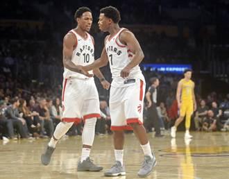 NBA》迪羅薩暴龍球衣是否退役?詹皇全力聲援