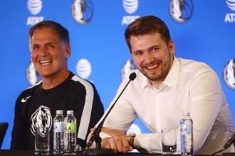 NBA》新賽季MVP賠率出爐 東契奇獨居領先詹姆斯沒入選